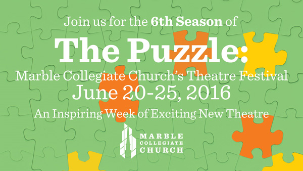 The Puzzle logo 2016-2