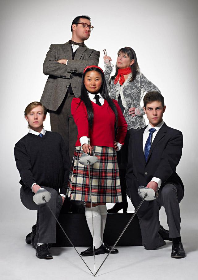 436d7e172e3f9 Nominated for five Betty Mitchell Awards and three Calgary Critics  Awards.  Cast  Adam Schlinker